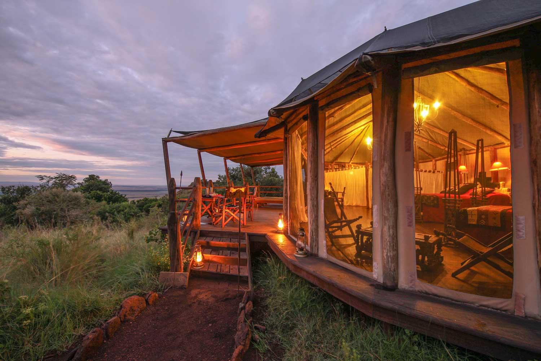 © Kilima Camp