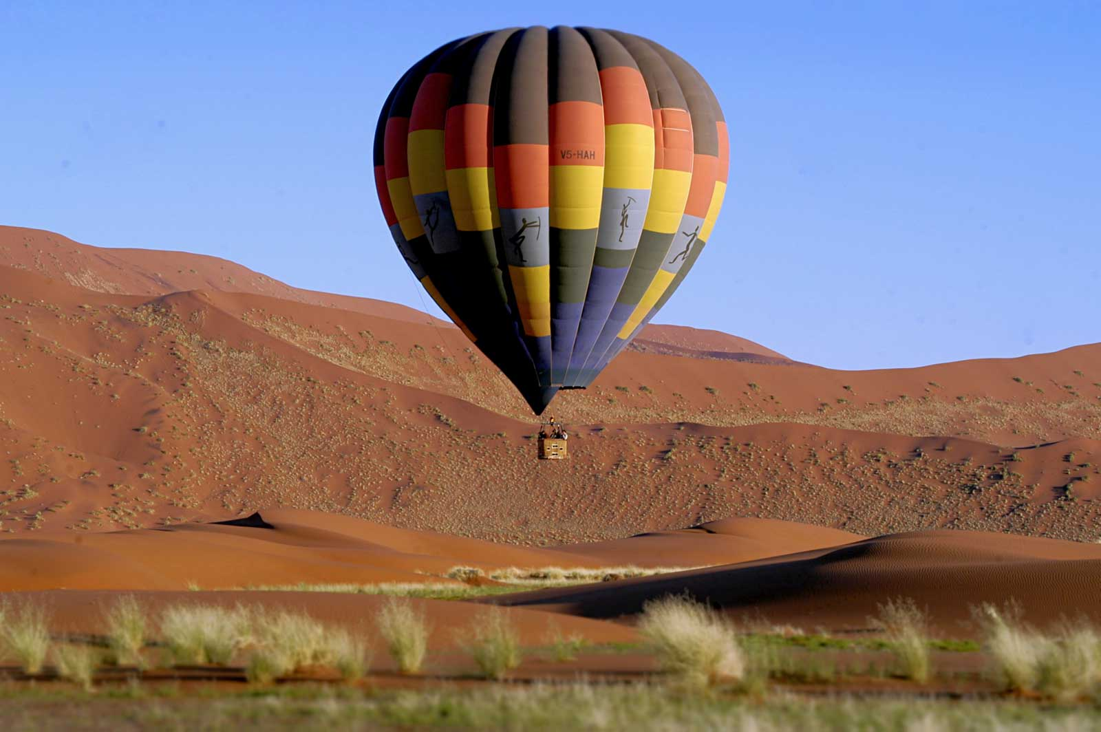 Namib Sky Balloon Safaris