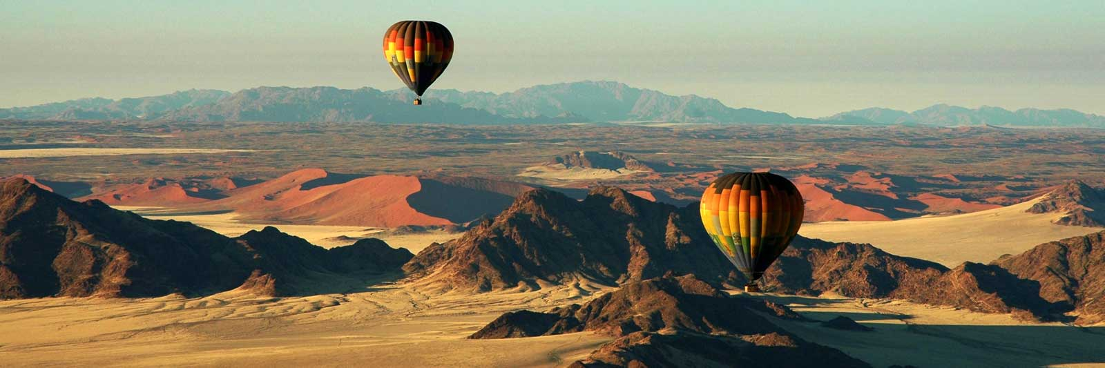 Sky Balloon Safaris, Namib Desert