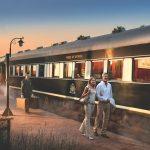 Rovos Rail luxury train travel