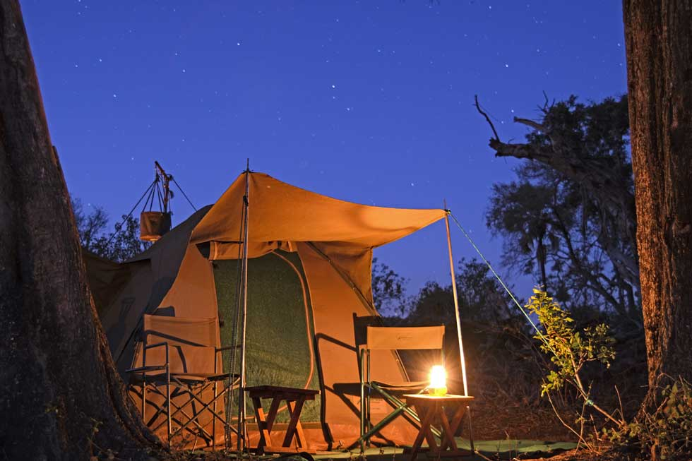 Afrika Ecco dome tents